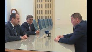 В Волгограде обсудили дальнейшее развитие оборонно-промышленного комплекса региона