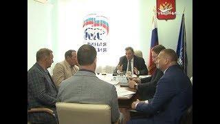 Депутат Госдумы Леонид Симановский провел личный прием граждан в Самаре