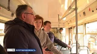 Череповец получит 10 трамваев из Москвы