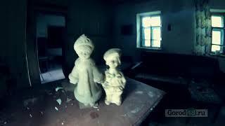 «Застывшее время»: герои мультфильмов 90-х в заброшенной деревне Грязинского района