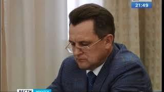 Руслан Болотов программа по расселению из аварийного жилья в Братске должна быть завершена в 2018 го