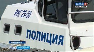 Речная полиция отметила вековой юбилей