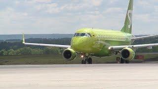 Авиакомпания S7 Airlines запустила  прямые рейсы из Саранска в северную столицу