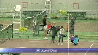 Мордовские теннисисты завоевали серебряную медаль командного первенства России