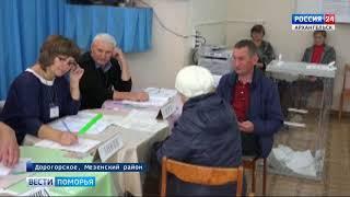 Голосование в Мезенском районе проводится по двум спискам
