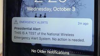 «Президентское предупреждение» для 200 миллионов американцев / Ньюзток RTVI