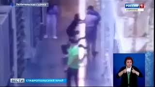 В гипермаркете в Ставрополе отношения выясняли кулаками