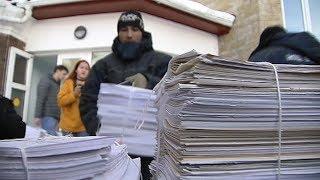 Студенты Югорского госуниверситета очистили аудитории от ненужной бумаги