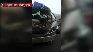 ДТП на трассе: погибли два человека