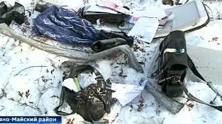 Годовщина авиакатастрофы в Нелькане