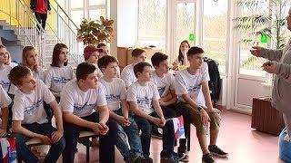 Всероссийский фестиваль юных журналистов «Медиаволна» прошел в «Орленке»