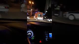 Авария в центре Ставрополя