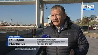 Корейские браконьеры притесняют российских рыбаков в подзоне Приморья