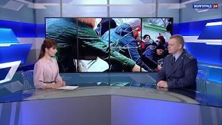 Прокурорские проверки ТРЦ в Волгограде. Интервью. Дмитрий Васютенко