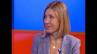 Олимпийская чемпионка по прыжкам на батуте Ирина Караваева: мой ребенок — моя главная золотая медаль