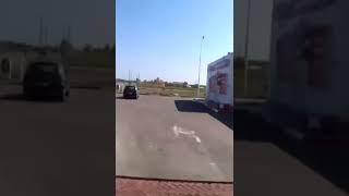 НАРКОМАН ЕДЕТ ЗА РУЛЕМ ПОСЛЕ ДТП. КРАСНОДАРСКИЙ КРАЙ ЛЕТО 2018