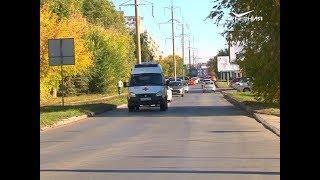 В Самаре проверили качество нового дорожного покрытия на Чернореченской