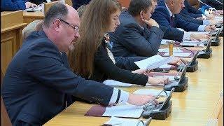 Состоялось последнее заседание Думы Великого Новгорода пятого созыва
