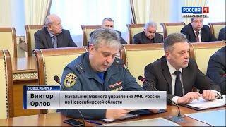 В новосибирских ТЦ прошли массовые проверки пожарной безопасности