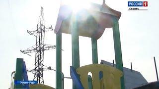 В Бурятии людям выдали участки под строительство прямо под линией электропередачи