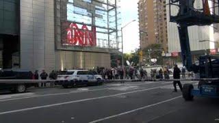 """Жители Нью-Йорка: """"Насилие не может быть ответом"""""""