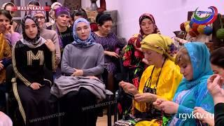 В Махачкале провели мастер-класс по художественному вязанию