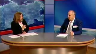 Председатель ЦИК РА в студии программы «Вести Адыгея. События недели».