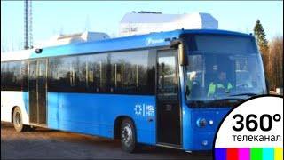 Первый электроавтобус появился в Химках