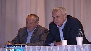Сергей Носов планирует преобразить поселок Снежный