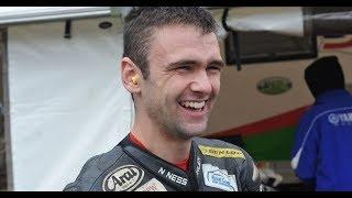 Motorcycle racer killed in crash - the third of his family to do so