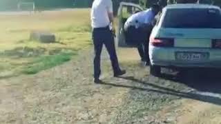 Задержание водителя в Ставрополе
