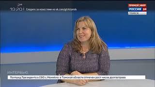 Интервью. Ирина Водянова