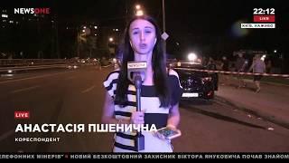 """В Киеве возле станции метро """"Сырец"""" произошло ДТП: один человек погиб 07.08.18"""