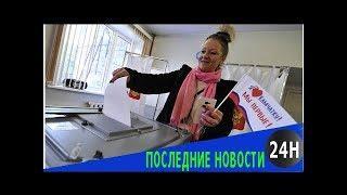 Голосование на выборах президента началось на сахалине, камчатке и чукотке