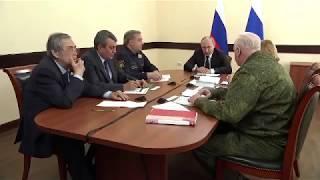 Путин о пожаре в Кемерово