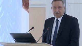 Врио губернатора Санкт-Петербурга: прежде всего я займусь вопросами ЖКХ - Россия 24