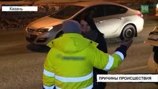 В результате страшной аварии на проспекте Победы пострадали четыре человека - ТНВ