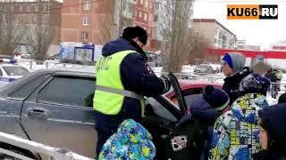 ДТП на Суворова-Шестакова 23.03.2018