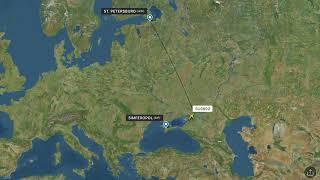 В Ростове вынуждено сел самолет - на борту умер пассажир
