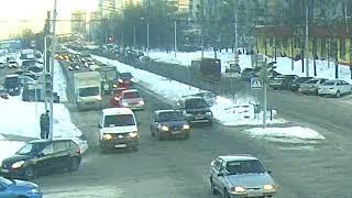 ДТП Машиностроителей/С.Орджоникидзе. 06.03.18.
