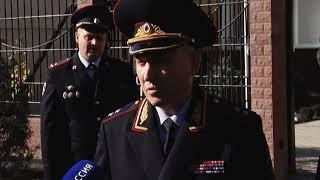 У транспортной полиции Крыма новое здание