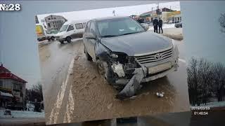 Дтп и аварии за сегодня 03 03 2018 происшествия на видео регистратор март