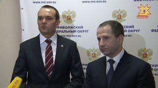 Полномочный  представитель Президента в ПФО  и Глава республики ответили на вопросы журналистов.