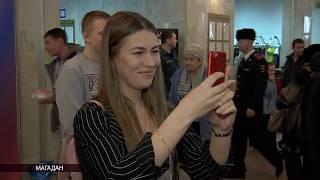К 18.00 за будущего Президента РФ проголосовали 65,72 % избирателей в Магаданской области