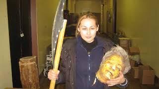 Переплет - 09.09.18 Шаура Шакурова, сценарист, драматург, прозаик