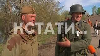 Историческая битва развернулась на Гребном канале