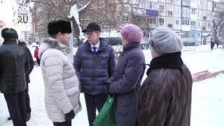 Курганские предприниматели пожаловались Вадиму Шумкову на городских чиновников