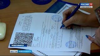 «Вести» узнали, как проголосовать на выборах губернатора Новосибирской области по месту нахождения