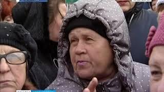 """""""Вести.Мобиль"""" в посёлке Емельяново (27 марта)"""