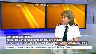 В Башкирии зафиксировано 19 случаев заболевания корью